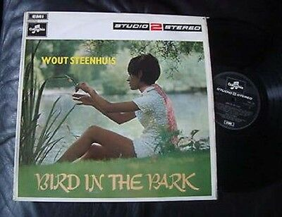 Wout Steenhuis ‎– Bird In The Park 1st Studio 2 Stereo UK LP 1970  British Jazz