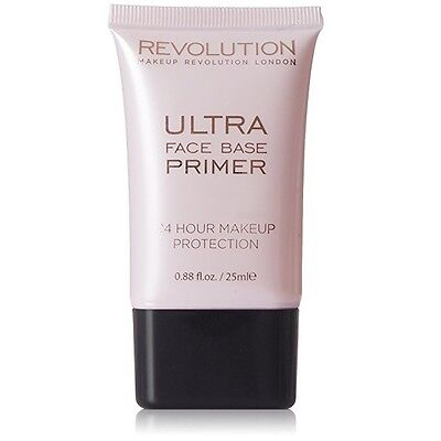 Makeup Revolution Ultra Face Base Primer 24 Hour Makeup Protection 25 ML