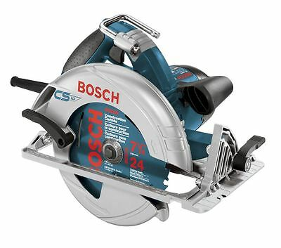 New Bosch Power Tools 15 Amp 7 1/4 Inch Blade Corded Electric Circular Saw CS10