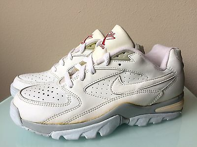 Men's Vintage Nike Air Cross Training Shoes Made in Korea size 8.5