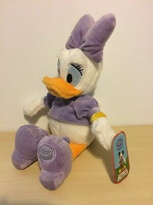 Daisy Duck Disney Plush Mickey Mouse Clubhouse Walt Disney Store