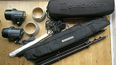 Elinchrom D-lite RX ONE Softbox To GO kit