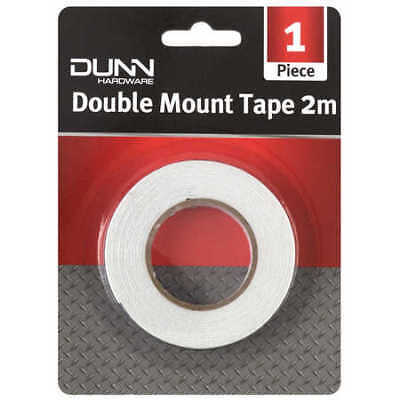 NEW Dunn Double Mount Tape 2m