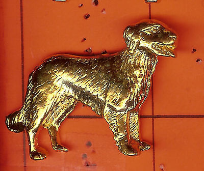 ~ Golden  Retriever    Shaped   Pins