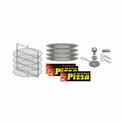 5553-001 PIZZA KIT FOR #5551-00 (Small Humidified Cabinet)