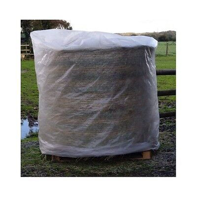 5ft Round Hay Bale Cover – Practical – Durable – Unique – Can be used on Straw