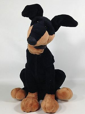 RARE A Breed Apart Doberman Pinscher Plush Dog Country Artists Willitts Design