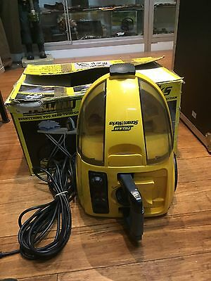 Pullman Commercial Steam Works (Sc88L) Steam Cleaner In Box !