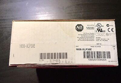 Allen Bradley, 1606-XLP30E, DC Power Supply