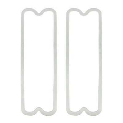 1967-1972 Chevrolet Fleetside Pickup Truck Tail Lights Gaskets GMC CHEVY Pair