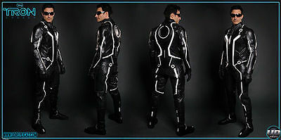 Tron Legacy Sam Flynn motorcycle suit by UD Replicas (Jacket + pants)
