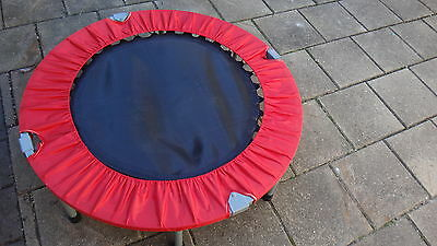 Foldable Trampoline with screw-off legs - collect from Leichhardt NSW