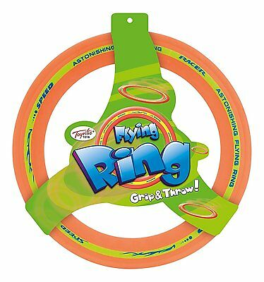 Toyrific Flying Frisbee Ring Soft and Comfortable to Throw and Catch
