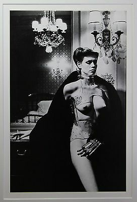 "Helmut Newton - ""Jane Kirby"" - original Photo Litho - Special Collection"