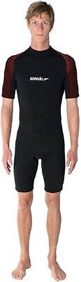 Speedo Scuba Snorkelling Spring Suit Man Red Small