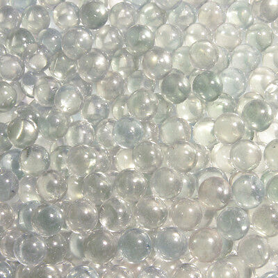 2kg Industrial Flower Arranging Clear Glass 14mm Marbles | Decorative Drops