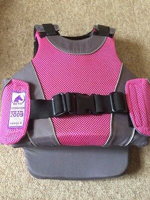 Harry Hall Childs Body Protector size med