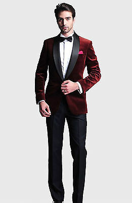 Christmas Party Suit Men.Men Blazers Coats Jacket Ehs Designer Wedding Groom Christmas Dinner Party Wear