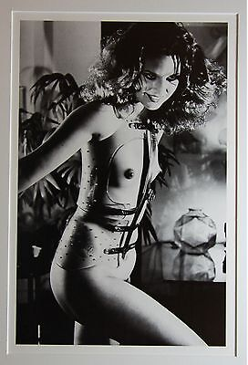 "Helmut Newton - ""Jassara"" - original Photo Litho - Special Collection"
