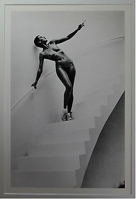 "Helmut Newton - ""In my Studio"" - original Photo Litho - Special Collection"