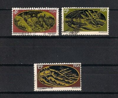 SOUTH AFRICA 1973 USED - Woltemade, Sailor and Horse - 7/46