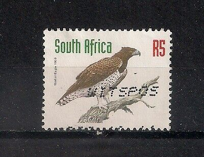 SOUTH AFRICA 1998 USED - 5r, Martial eagle. - 7/46