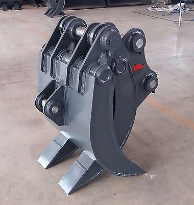 Mechanical Grab for 6.5 to 8 ton ton Excavator 8T
