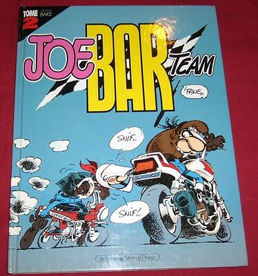 JOE BAR TEAM - TOME 2 - BE - EO - 1993 - Ref 00164