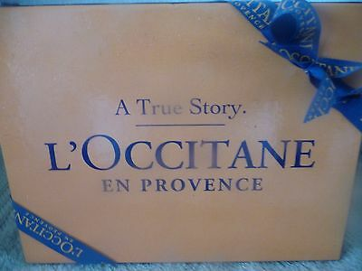 L'Occitane Verbena Discovery Collection 5 Item Gift Set New In Box