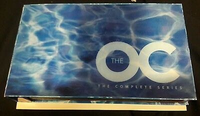 The O.C. Complete Series DVD 28-Disc Set  16531-153-001