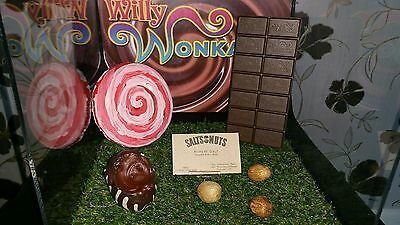 Charlie And The Chocolate Factory original screen used Film movie Props WONKA