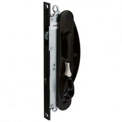 Whitco Leichhardt Screen Door Lock Twin Pack - Black [W865317x2]
