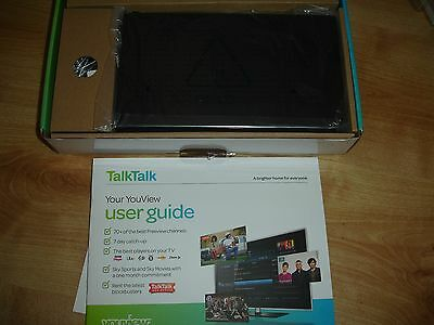 Talk Talk Youview Box Huawei DN360T Freeview Digital HD Set Top Box