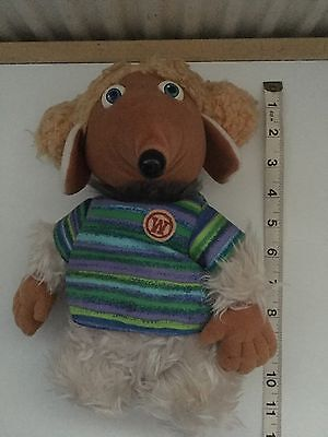 """Alderney Womble From The Wombles By First Love Soft Plush Toy 10"""""""