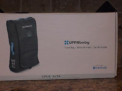 UPPAbaby Cruz Alta Travel Bag, Brand New NIB! Travel Safe Design