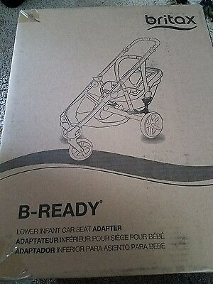 Britax B-Ready Lower Infant Car Seat Adapter S03622700