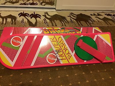 Christopher Lloyd Signed In Person Hoverboard Back To The Future
