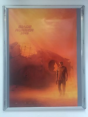 Blade Runner 2049 ORIGINAL UK ONE SHEET CINEMA POSTER RARE Set Of Two