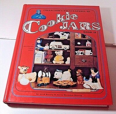 Collector's Encyclopedia of Cookie Jars BookII