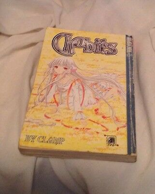 Chobits Vol 4  By Clamp 389