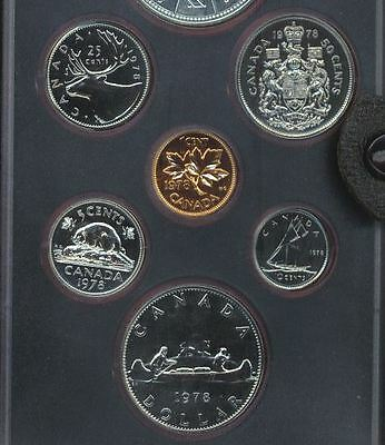 1978 Proof Like CANADA Dime 10 CENTS from the 1978 PL set