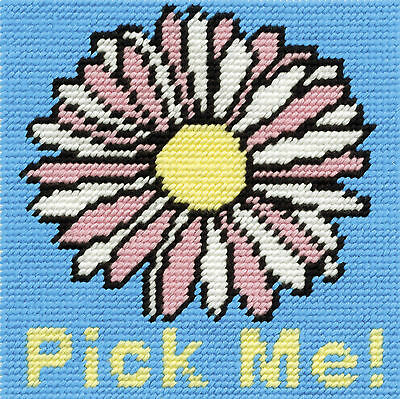 DMC Tapestry Starter Kit - Flower C049K