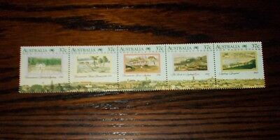 Australia Mint Stamps Bicentennary Of Australian Settlement (12Th Issue) 13.4.88