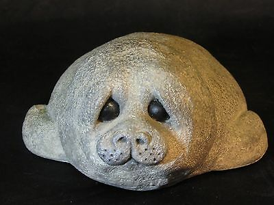 """Collectible Numbered LOU RANKIN Large 9"""" SEAL Winsome Figurine HALLMARK QHG9921"""