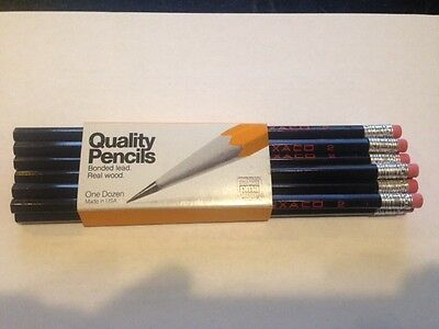 12 Old Vintage Texaco Unused Pencils #2
