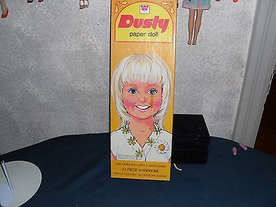 1976 Dusty Paper Dolls in Original Box By Kenner