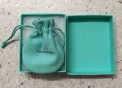 Tiffany & Co. Pure Sterling Silver Cufflinks - RRP £350