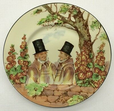 "Royal Doulton ""Zunday Zmocks"" Collector Plate"