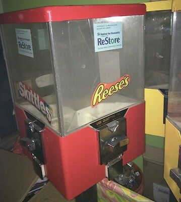 Vendesign Candy Vending Machines Lot of 10