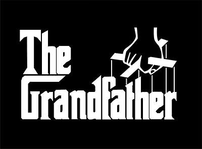 The Grandfather  Funny New Unisex T-Shirt